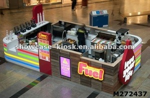 food cart franchise kiosk food display design commercial display furniture