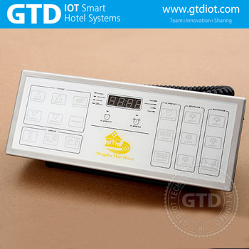 21-way Hotel Bedside Touch Control Panel For Guest Room Control ...