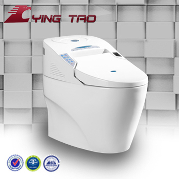 chaoan factory computer smart toilet seats self flush water save bidet toilet american standard toilet