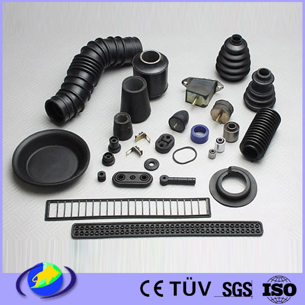 automotive injection molding ABS POM PPS plastic components custom made supplier
