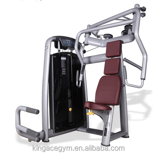 Comercial Equipamentos de Ginástica/Fitness Equipamentos Sentado Chest Press Machine (AT-7801)