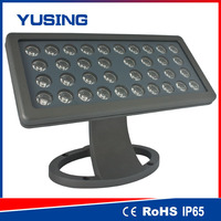 High Power Aluminum Waterproof 36W Outdoor LED Wall Washer