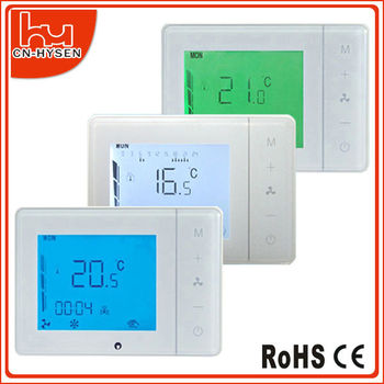deluxe bacnet thermostat with touch screen buy deluxe bacnet thermostat thermostat with ntc. Black Bedroom Furniture Sets. Home Design Ideas