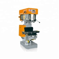 Interal threading machine hand drilling machine specifications