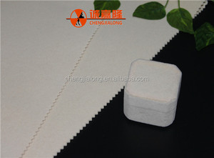 Factory Directly Sell~ Spunlace jewelry box Velvet Fabric with Adhesive / Flock sofa fabric Material