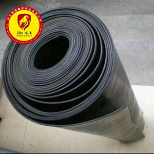 Factory hot sale rubber/EPDM/CR/NBR/ rubber flat sheet black green red rubber mat