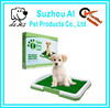 Puppy Potty Training Grass Mat Pee Poo Pad Indoor Dog Toilet