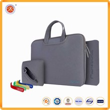 New arrival 2016 Custom Laptop Neoprene Computer Bag Laptop Sleeve with handle
