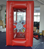good quality inflatable cash cube money grab booth machine for sale