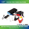 Multi-function 12v lifepo4 car battery car charger with 4 port