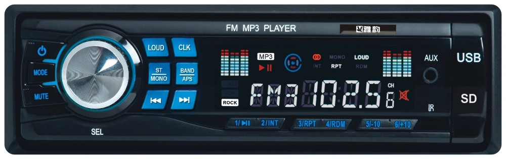 cheap and new design panasonic touch screen car radio