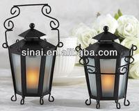 Garden Park Black Mini Lanterns