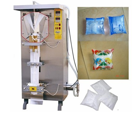 Plastic Bag Water Pouch/Sachet Automatic Packing Machine/filling machine