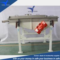 Line Type vibration grading sieve machine