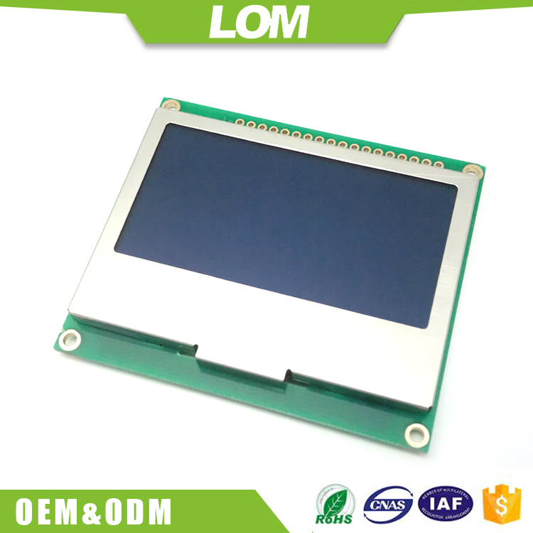 Micro power consumption dot matrix lcd display,128x64 lcd dot matrix display