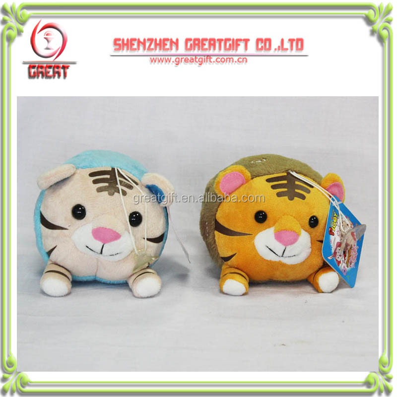 Minion Tiger Hang Series plush toys,custom cute plush toys , plush toy animal