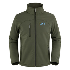 High quality jackets men softshell