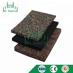 Floor Noise Rubber Underlay for Flooring Rubber Underlay Underlayment