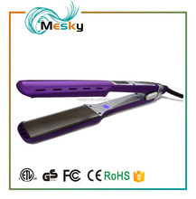 100% High Quality Hair Straightener Irons LED Touch Screen Display Hair Straightener Flat Iron