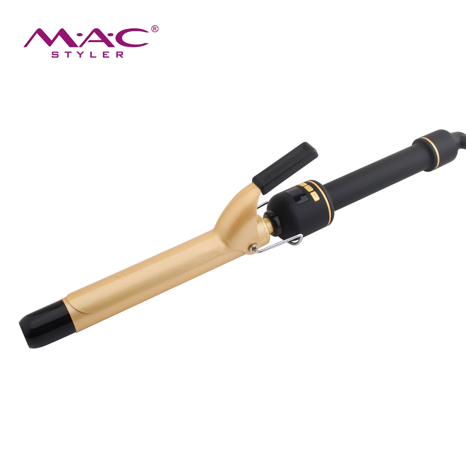 Anti-scalding Customized PTC Heater Professional Fashion Salon Curls Magic Roller Wand Fast Heating Hair Curler