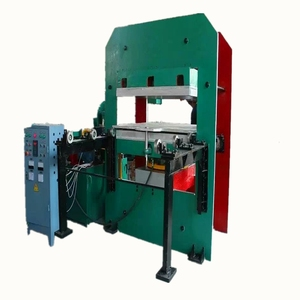 XLB-350*350*2 Hydraulic Press Vulcanizing Rubber Tile Making Machine Made By China Export to Abroad