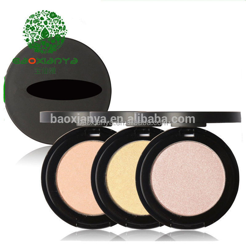 Can Custom Your Makeup Foundation Name Brands Face pressed powder compact case