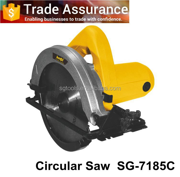 1050W 185mm carbon brush for electric circular saw