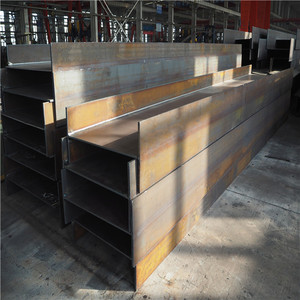 Structural steel weld H beam profile H iron beam