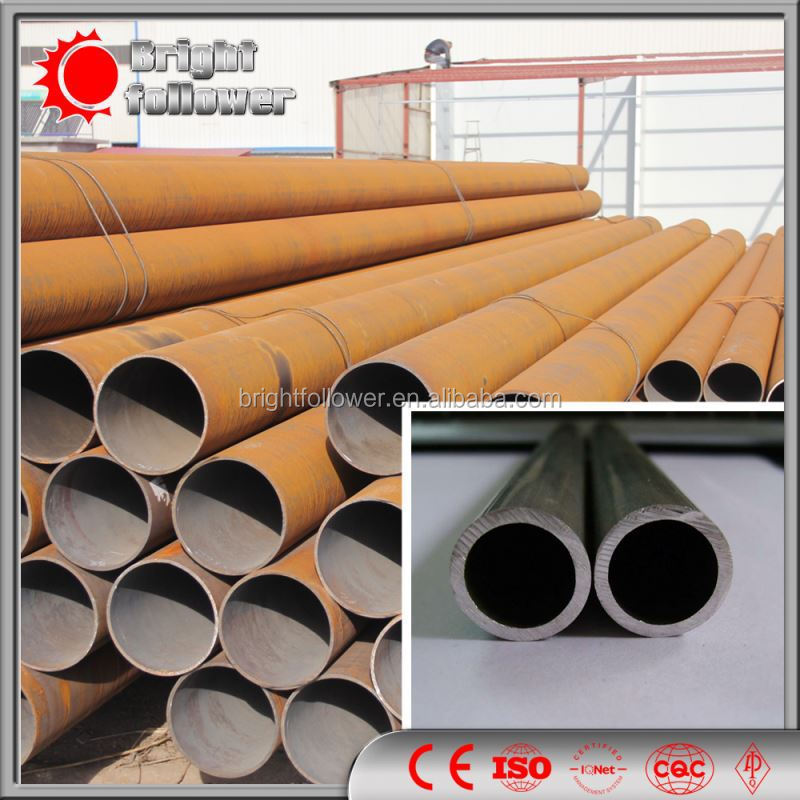 st37 mechanical properties seamless steel pipe and