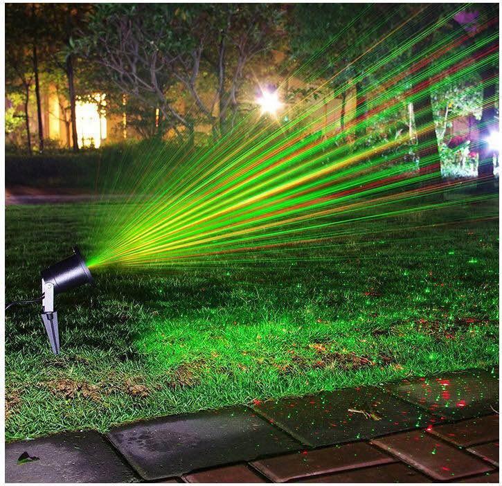 Manufacturer Christmas Lights Outdoor Projector