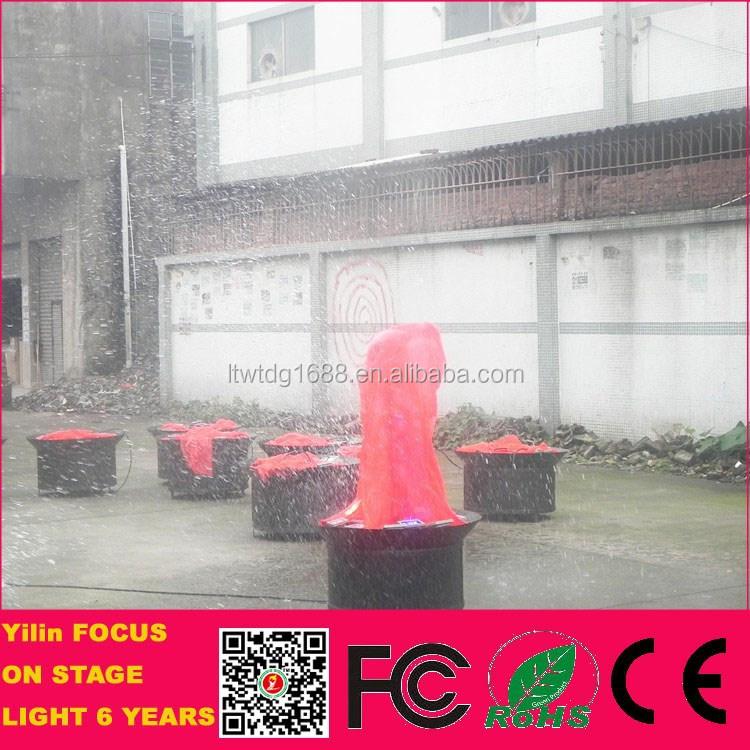 Foshan Yilin Solar Fake Fire Led Silk Flame Light