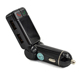 FM transmitter bluetooth connect mobile phone handsfree car kit RBC06