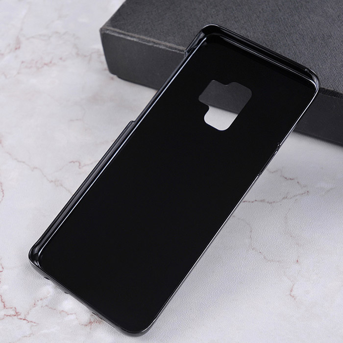 Smart phone accessories case mobile cases for samsung galaxy s9 plus transparent case