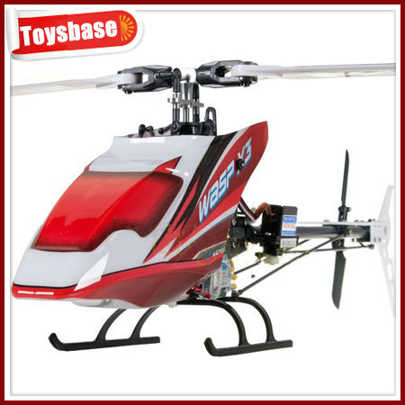 2.4G 6ch RC Gas engine helicopter