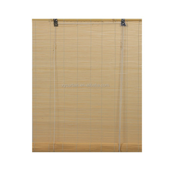 Decorative Bamboo Roll Up Office Door