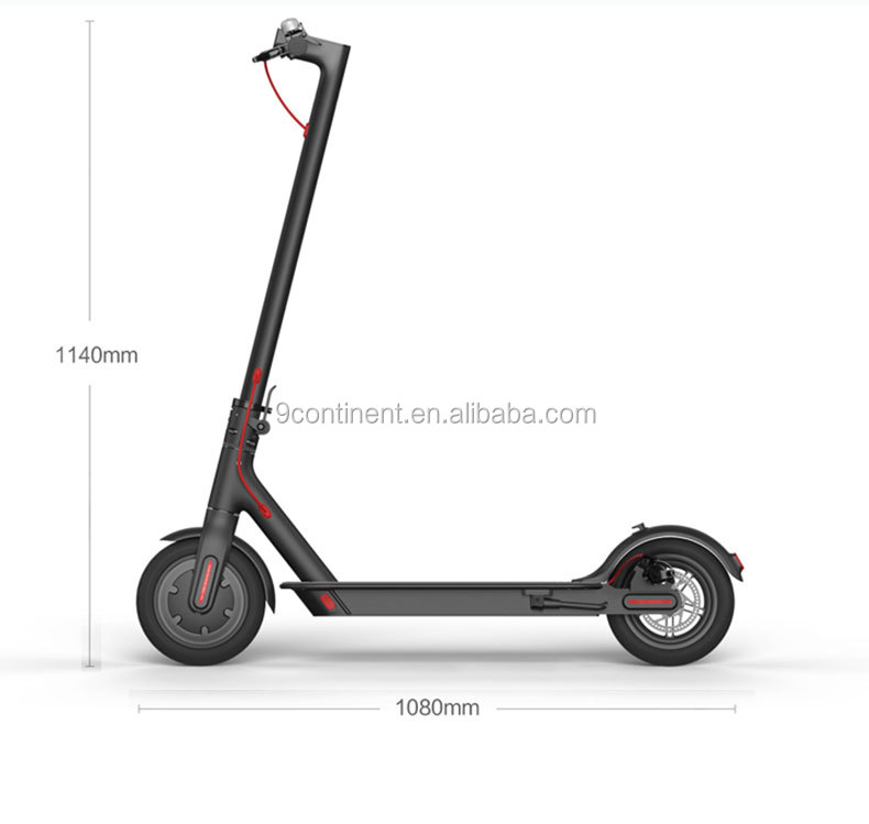 new Foldable 350W Xiaom Mijia M365 Electric foot scooter