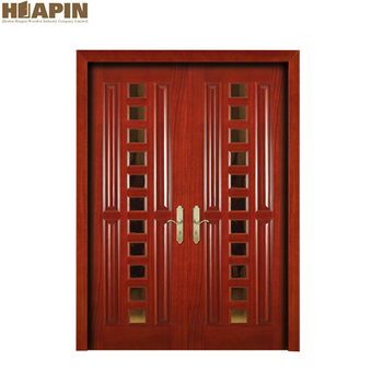 Cheap Solid Wood Exterior Double Doors For Sale Buy Used Exterior