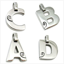 Top kwaliteit <span class=keywords><strong>diamant</strong></span> charme alfabet Brief initial charms