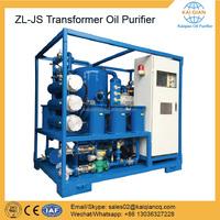 Industrial Filtration Vacuum Transformer Oil Purifier