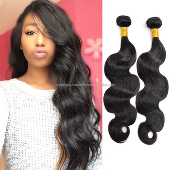 brazilian human hair weave cheap body wave hair extensions