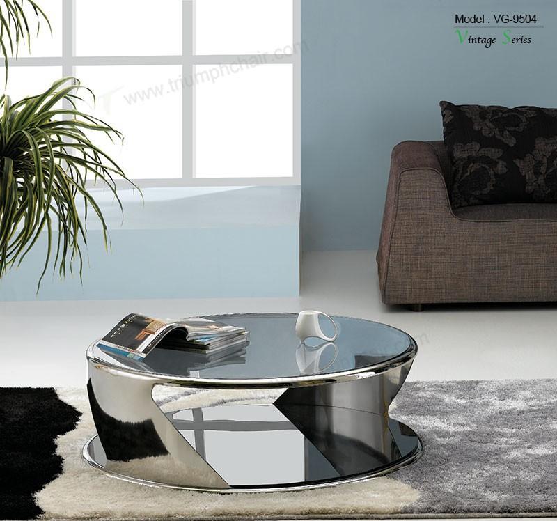 Triomf kamer decoratie moderne theetafel/stijlvolle roestvrij ...