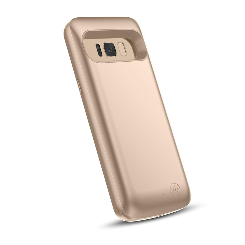 battery case for samsung S8 4500mAh, battery case