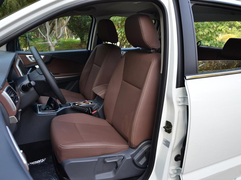 China new pickup LHD AWD diesel double cabin pickup trucks for sale