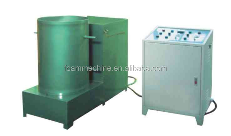 Manual small polyurethane foam machine