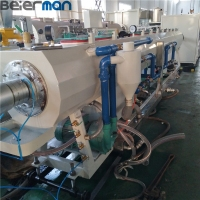 BEIMAN PE PPR pipe production line 20-110mm pipe making machine in factory