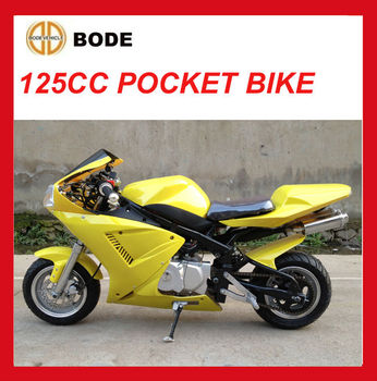 New 125cc Super Pocket Bike(mc-507)