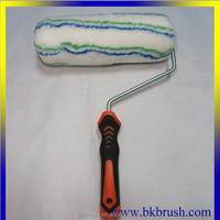 Good Design And Cheap Price Double Color Acrylic Paint Roller Brush