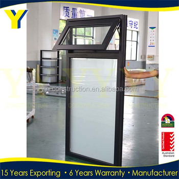 Bathroom Window Types aluminum awing window frame and glass/used bathroom window glass