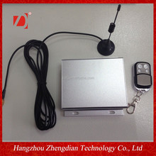 long distance extra extend antena metal case receiver with RF transmitter remote controller