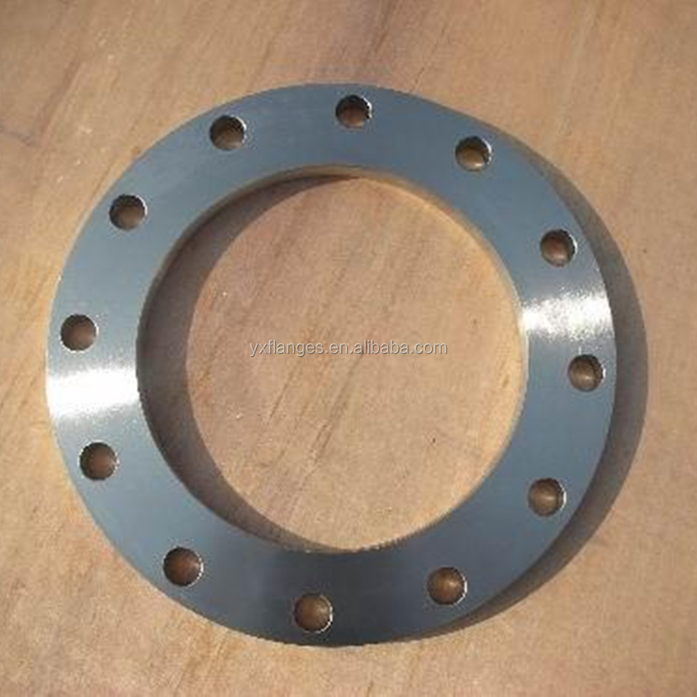 din standard Q235 wooden pallet package Plate flange Used Forge To Gas